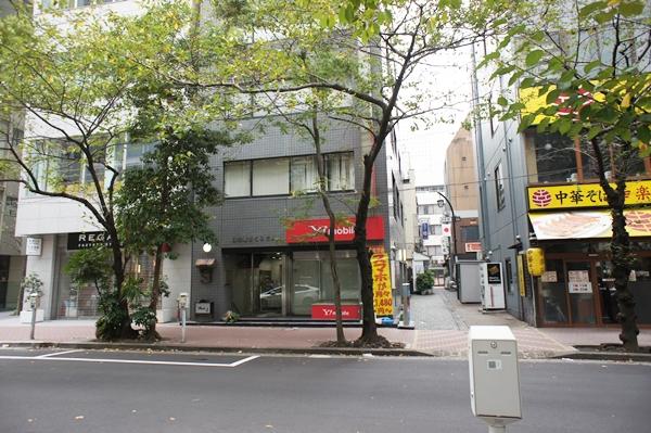 日本橋さくら通り沿いの鍼灸院