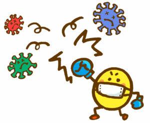 免疫細胞イラスト