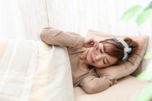 睡眠維持困難
