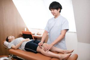 膝の鍼治療